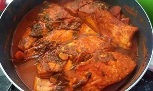 דג מרוקאי - מתכון של מירב זיו