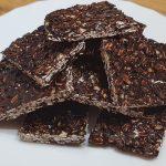 חטיף שיבולת שועל ושוקולד - שיטת ה-30